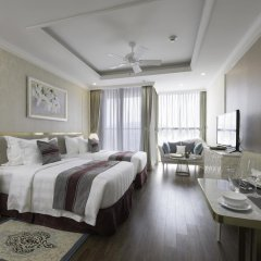 Отель Vinpearl Condotel Empire Nha Trang комната для гостей фото 3