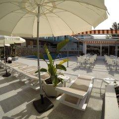 Hotel Complejo Los Rosales пляж фото 2