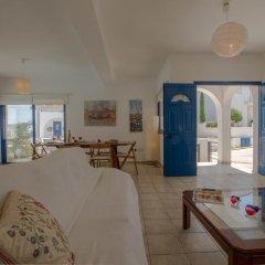 Отель Villa Saint Nikolas Кипр, Протарас - отзывы, цены и фото номеров - забронировать отель Villa Saint Nikolas онлайн комната для гостей фото 4