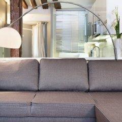 Отель Residence Pelican Paris 1er Франция, Париж - отзывы, цены и фото номеров - забронировать отель Residence Pelican Paris 1er онлайн комната для гостей фото 3