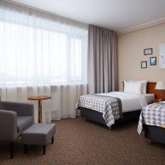 Гостиница Жемчужина 4* Стандартный номер с 2 отдельными кроватями фото 4