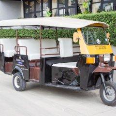 Отель Golden Tulip Essential Pattaya городской автобус