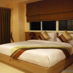 Отель MetroPoint Bangkok сейф в номере