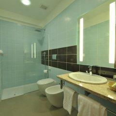 Parco Hotel Sassi ванная