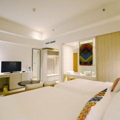 Отель Hue Hotels and Resorts Puerto Princesa Managed by HII Филиппины, Пуэрто-Принцеса - отзывы, цены и фото номеров - забронировать отель Hue Hotels and Resorts Puerto Princesa Managed by HII онлайн комната для гостей фото 3