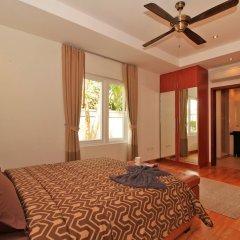 Отель Pattaya Sunset Villa 4 Bedroom Sleeps 8 комната для гостей фото 3