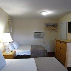 Отель Budget Host Inn Niagara Falls США, Ниагара-Фолс - отзывы, цены и фото номеров - забронировать отель Budget Host Inn Niagara Falls онлайн комната для гостей фото 3