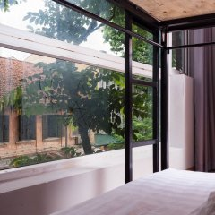 Bedgasm Hostel балкон