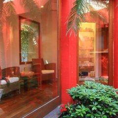 Отель Grand Hôtel De Cala Rossa Франция, Леччи - отзывы, цены и фото номеров - забронировать отель Grand Hôtel De Cala Rossa онлайн интерьер отеля фото 3
