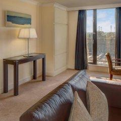 Hilton Birmingham Metropole Hotel комната для гостей фото 5