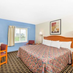 Отель Rodeway Inn Effingham комната для гостей фото 5