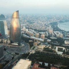 Отель Fairmont Baku at the Flame Towers Азербайджан, Баку - - забронировать отель Fairmont Baku at the Flame Towers, цены и фото номеров пляж
