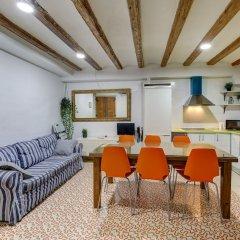 Отель 9 pax las Ramblas, Montserrat (Barcelona) Испания, Барселона - отзывы, цены и фото номеров - забронировать отель 9 pax las Ramblas, Montserrat (Barcelona) онлайн комната для гостей фото 4