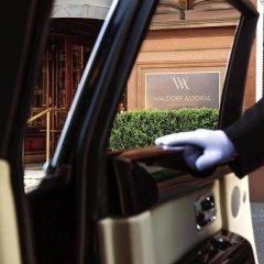 Отель Waldorf Astoria Edinburgh - The Caledonian фитнесс-зал