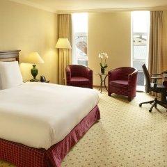 Отель Hilton Antwerp Old Town Бельгия, Антверпен - 1 отзыв об отеле, цены и фото номеров - забронировать отель Hilton Antwerp Old Town онлайн комната для гостей