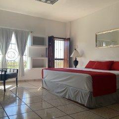 Отель Posada Doña Rubino Мексика, Масатлан - отзывы, цены и фото номеров - забронировать отель Posada Doña Rubino онлайн комната для гостей фото 5