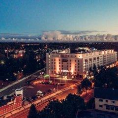 Отель Original Sokos Vantaa Вантаа балкон