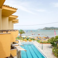 Отель Akti Aphrodite балкон