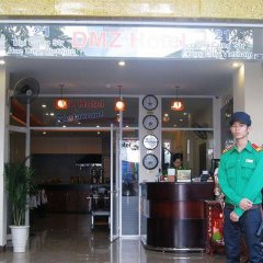 DMZ Hotel гостиничный бар