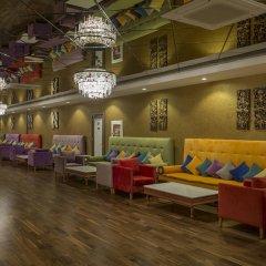 Royal Taj Mahal Hotel Турция, Чолакли - 1 отзыв об отеле, цены и фото номеров - забронировать отель Royal Taj Mahal Hotel онлайн интерьер отеля фото 3