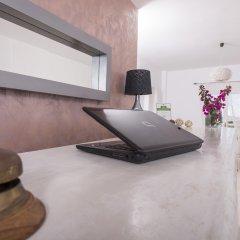 Отель Bella Santorini Studios комната для гостей фото 2