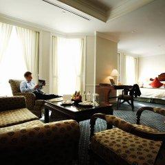 Отель Intercontinental Singapore комната для гостей