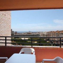 Отель La Caseta Испания, Бенидорм - отзывы, цены и фото номеров - забронировать отель La Caseta онлайн балкон