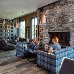 Quality Hotel Skifer интерьер отеля