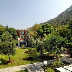 Belcekiz Beach Club Турция, Олудениз - 1 отзыв об отеле, цены и фото номеров - забронировать отель Belcekiz Beach Club - All Inclusive онлайн балкон