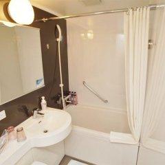 Отель Keihan Asakusa Япония, Токио - отзывы, цены и фото номеров - забронировать отель Keihan Asakusa онлайн ванная