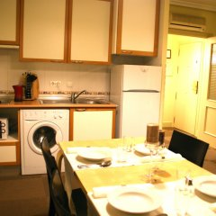Отель Apartamentos Madrid в номере