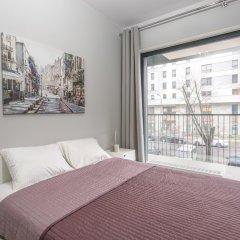 Апартаменты Chill Apartments Zoliborz комната для гостей фото 2