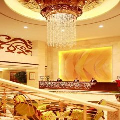 Отель Howard Johnson Business Club Китай, Шанхай - отзывы, цены и фото номеров - забронировать отель Howard Johnson Business Club онлайн помещение для мероприятий фото 2