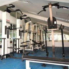 Отель AC Sport Village фитнесс-зал фото 4