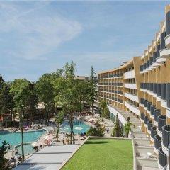 Отель HVD Bor Club Hotel - Все включено Болгария, Солнечный берег - отзывы, цены и фото номеров - забронировать отель HVD Bor Club Hotel - Все включено онлайн балкон
