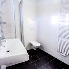 Отель Wienwert Holiday & Business Apartments Австрия, Вена - отзывы, цены и фото номеров - забронировать отель Wienwert Holiday & Business Apartments онлайн ванная фото 2