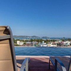 Отель Dlux Condominium Таиланд, Бухта Чалонг - отзывы, цены и фото номеров - забронировать отель Dlux Condominium онлайн пляж