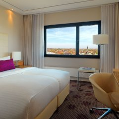 Отель The Westin Leipzig комната для гостей фото 2