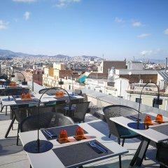 Отель Crowne Plaza Barcelona - Fira Center гостиничный бар
