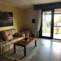 Отель Villa La Scogliera Фонтане-Бьянке комната для гостей фото 5