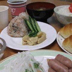 Отель Toyoko Inn Hakata-Guchi Ekimae Gion Хаката питание фото 3