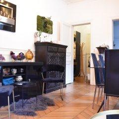 Апартаменты Charming 1 Bedroom Apartment in St Germain питание