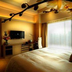 Отель InterContinental Shenzhen Китай, Шэньчжэнь - отзывы, цены и фото номеров - забронировать отель InterContinental Shenzhen онлайн комната для гостей фото 4