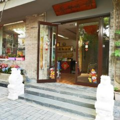 Отель Hutong Impressions Beijing Guesthouse Китай, Пекин - отзывы, цены и фото номеров - забронировать отель Hutong Impressions Beijing Guesthouse онлайн вид на фасад