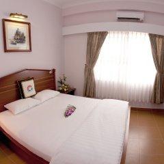Отель Ocean Star Hotel Вьетнам, Вунгтау - отзывы, цены и фото номеров - забронировать отель Ocean Star Hotel онлайн комната для гостей фото 3