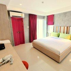 New Life Phuket Design Hotel комната для гостей фото 2