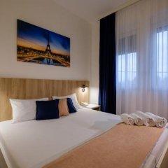 Airport Hotel Garni Белград комната для гостей