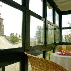 Отель Pazo Cibrán балкон