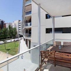Отель Ciutadella Park Apartments Испания, Барселона - отзывы, цены и фото номеров - забронировать отель Ciutadella Park Apartments онлайн балкон