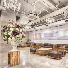 Отель Ramada Hotel and Suites Seoul Namdaemun Южная Корея, Сеул - 1 отзыв об отеле, цены и фото номеров - забронировать отель Ramada Hotel and Suites Seoul Namdaemun онлайн помещение для мероприятий